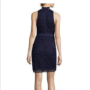 likely Dresses - Likely navy lace  dress NWT size 6